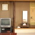 シングル 和・洋 バス・トイレ付、お部屋内観